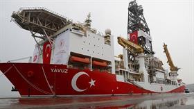 Yavuz sondaj gemisi yeni görevi için daha da güneye inecek