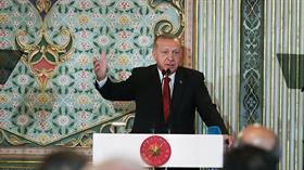 Başkan Erdoğan: Amerika keşfedilmemişken, Paris'in esamesi okunmazken İstanbul her alanda dünyanın merkeziydi