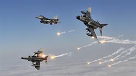 Son Dakika: Irak'ın kuzeyinde 5 terörist etkisiz hale getirildi