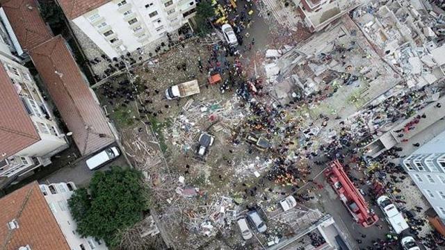 21 kişi hayatını kaybetmişti: Kartal'da çöken bina davasında tutuklu tek sanık tahliye edildi