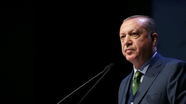 Başkan Erdoğan'dan 'Kıbrıs'ta Son Söz Paneli'ne mesaj
