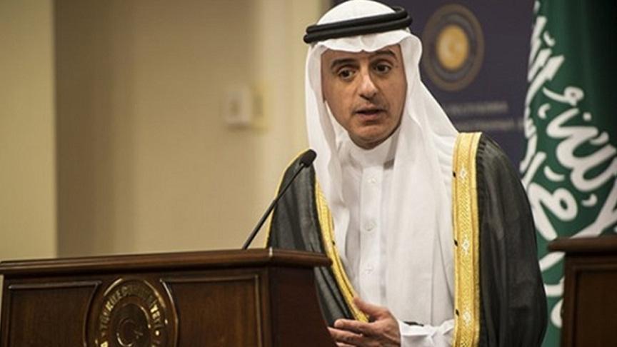 Suudi Arabistan'dan dünyaya çağrı: İran tehdidine kayıtsız kalmayın
