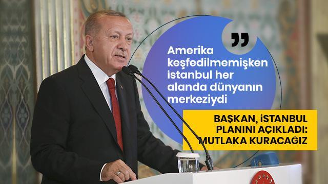 """""""Amerika keşfedilmemişken İstanbul her alanda dünyanın merkeziydi"""""""