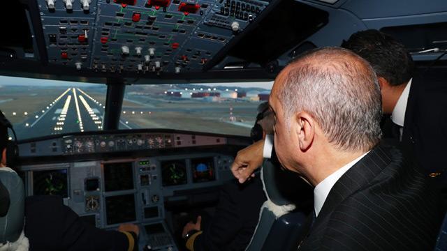Başkan Erdoğan yarın ABD'ye gidiyor