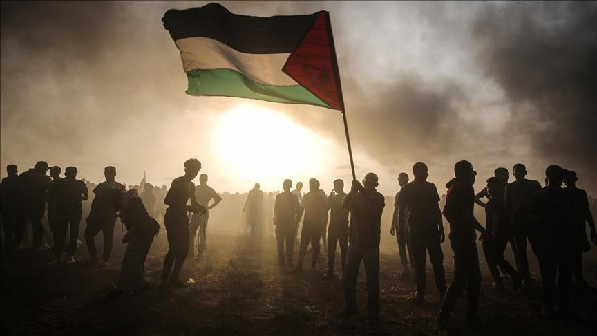 Filistin'de 8 grup 'ulusal vizyon' ilan etti