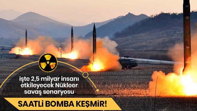 Azad Keşmir Cumhurbaşkanı Mesud Han korkutan açıklama: Nükleer bir kış yaşanacak!