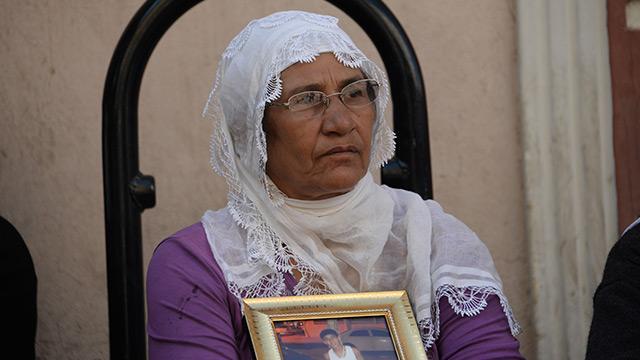 HDP'li şüpheliden kaçırılan çocuğu için direnen Diyarbakırlı anneye tehdit