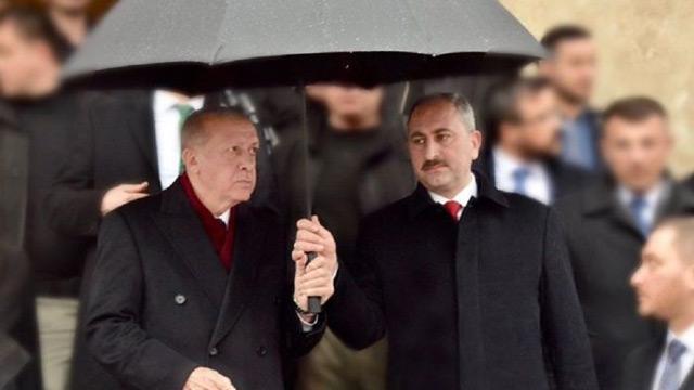 Adalet Bakanı Abdulhamit Gül: Sözleşmelilerin kadroya geçmesi için çabalarımızı sürdüreceğiz