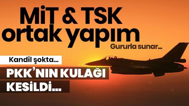 MİT ve TSK'dan ortak operasyon!