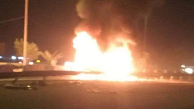 Irak'ta minibüse yerleştirilen bomba patladı: 9 ölü, 6 yaralı