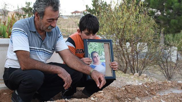 Konya!da kızı PKK'lılar tarafından kaçırılan baba: Kızımın mezarını hazırladım