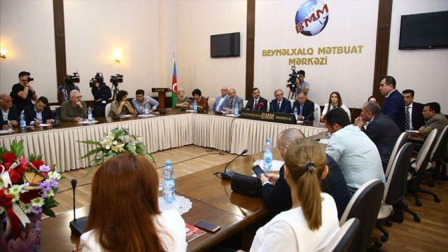 Azerbaycan'da Türk Ocağı faaliyete başladı