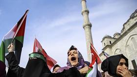 'Dünya barışı Kudüs'ten yükselecek'