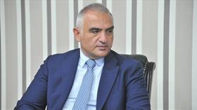 Kültür ve Turizm Bakanı Ersoy: 52 milyon turist hedefimizi yakalayacağız