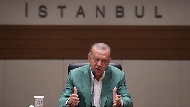 Başkan Erdoğan ısrarla aynı iftirayı tekrarlayan Kılıçdaroğlu ve onun sözcüsü FOX TV'ye ağır ayar verdi