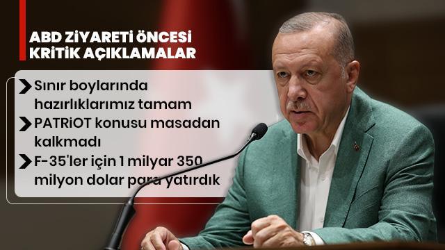Başkan Erdoğan sınır ötesi harekat sinyali verdi