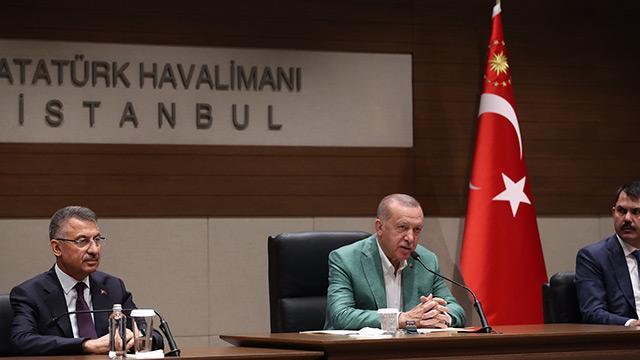 Başkan Erdoğan'dan sigaraya karşı sert önlemler