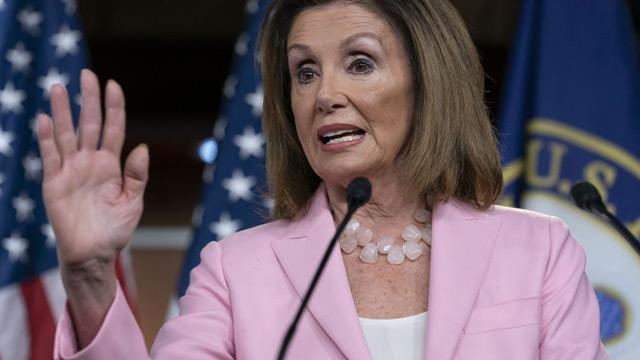 Nancy Pelosi, Suudiler için İran'a askeri müdahaleye karşı çıktı