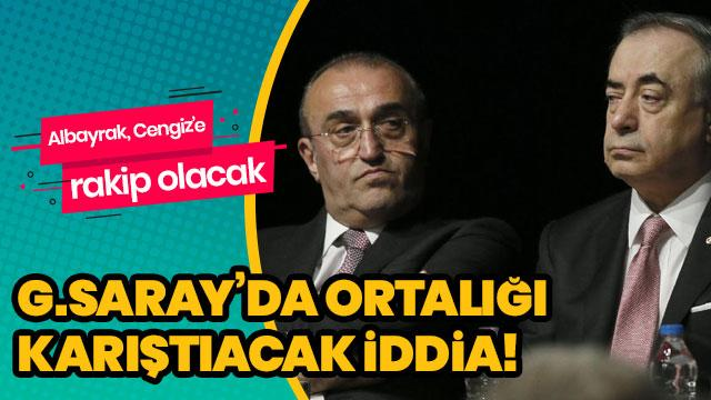 Galatasaray'da şok gelişme! Abdurrahim Albayrak, Mustafa Cengiz'in karşısına çıkacak