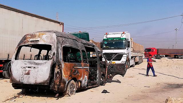 Kerbela'da bomba patlatıldı: 12 ölü, 5 yaralı