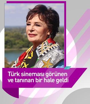 Hülya Koçyiğit: Türk sineması görünen ve tanınan bir hale geldi
