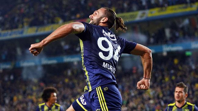 Vedat Muriç'i Juventus izliyor