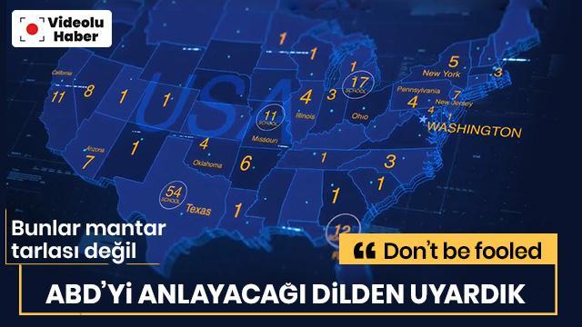 Amerikalılara FETÖ uyarısı!