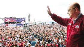 Başkan Erdoğan'dan Batı'ya rest: Bedel ödemeye hazırız!