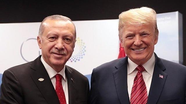 Başkan Erdoğan, ABD Başkanı Trump ile telefonda görüştü