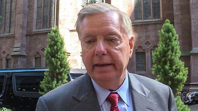 ABD'li Cumhuriyetçi Senatör Graham F-35 açıklamasında bulundu