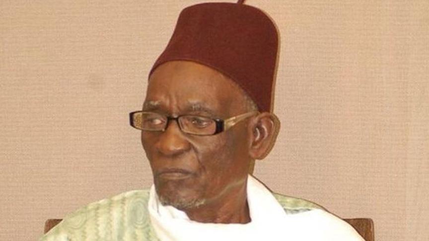 Batı Afrika'nın 'Yaşayan İnsan Hazinesi' ozan Elhadj Samba Diabare Samb vefat etti