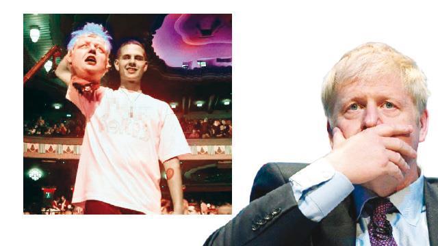 Boris Johnson'a büyük ayıp - VİDEO