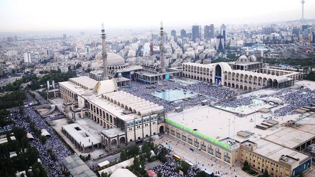 İranlı milletvekili, Tahran'da Sünniler için cami isteğinde bulundu