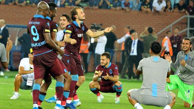 Trabzonspor'un bileğini bükmek çok zor