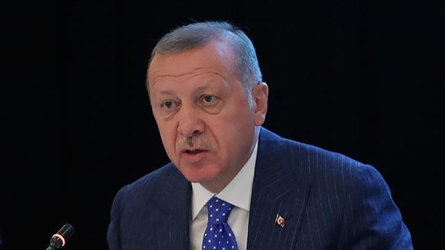 Başkan Erdoğan ABD Müslüman toplumunun temsilcileriyle yemekte bir araya geldi