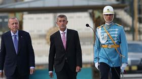Çekya Başbakanı Babis: Her şeyden önce Erdoğan'la konuşmak gerekir