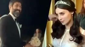 Sessiz sedasız evlendi... Ünlü oyuncu nikah masasına oturdu!