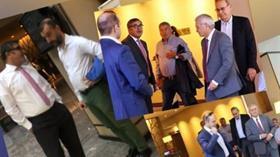 Skandal görüşme sonrası AK Parti'den son dakika açıklaması!