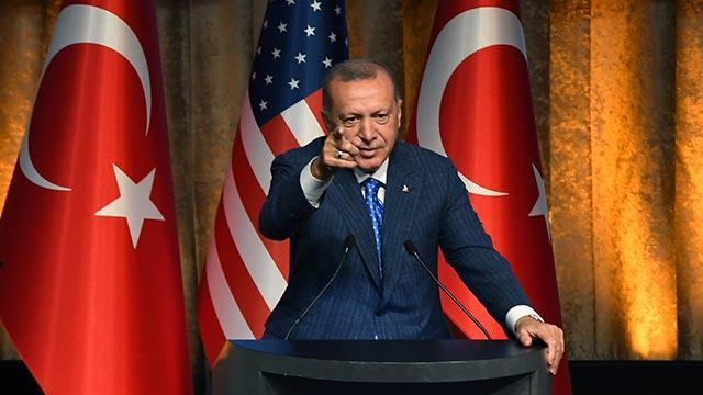 Başkan Erdoğan, New York'ta konuştu