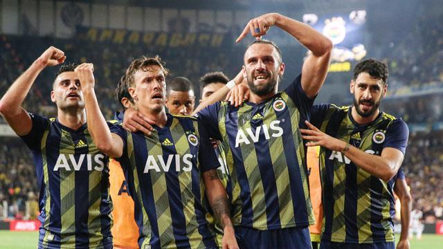 Fenerbahçe'nin hücum ikilisi şova devam ediyor
