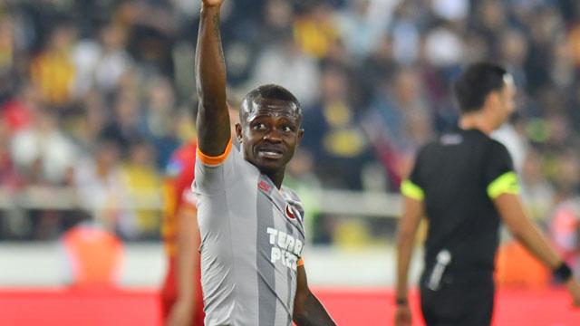 Galatasaray'da Seri lige golle geri döndü
