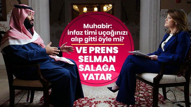 Prens Selman'dan Cemal Kaşıkçı itirafı: Sorumluluk bana ait!