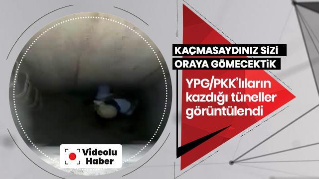 Son dakika haberi: Resulayn'da YPG'ye ait tünel bulundu