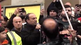Operasyon hainleri böyle kudurttu! Terör destekçisi HDP'li Baydemir'den Erdoğan ve Türkiye'ye küstah sözler