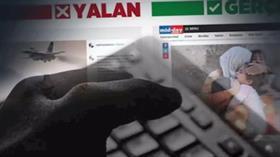 """Türkiye'den uluslararası medyaya """"manipülatif haberlere son verin"""" çağrısı"""