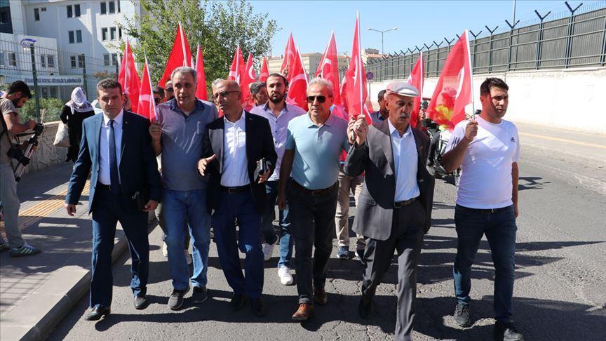 Barış Pınarı Harekatı'na katılmak için gönüllü oldular