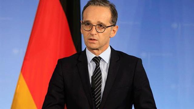 Almanya Dışişleri Bakanı Maas: Ankara ile diyalog devam etmeli