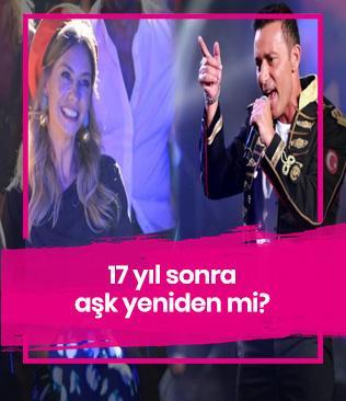 Mustafa Sandal ve Tuba Ünsal'dan şaşırtan buluşma! 17 yıl sonra aşk yeniden mi?