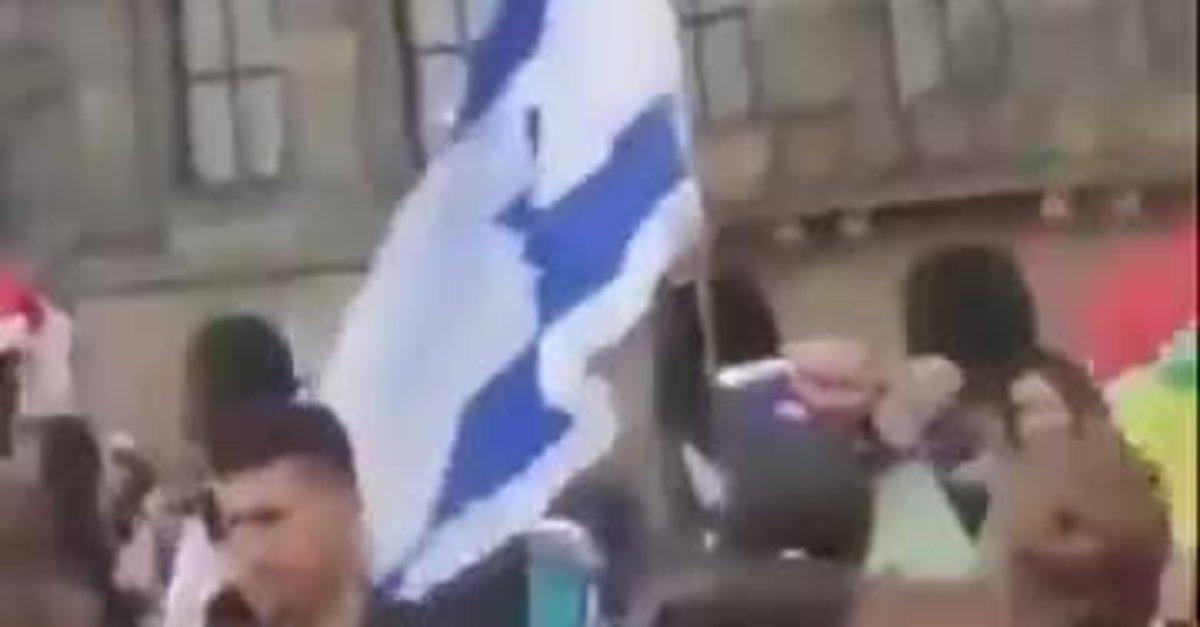 Avrupa'nın göbeğinde rezalet! PKK ile İsrail el ele!