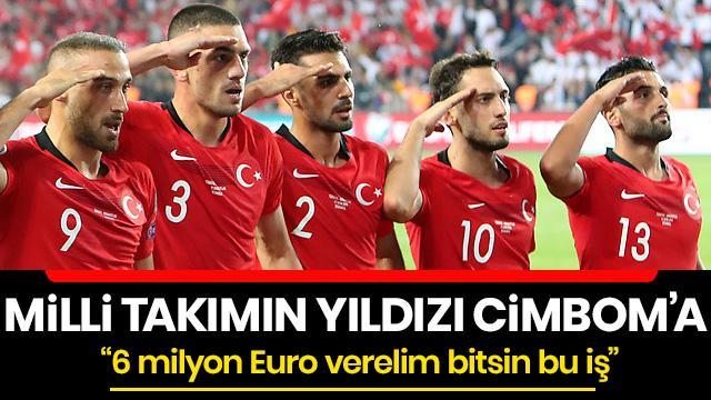 Milli yıldızı Galatasaray kapıyor